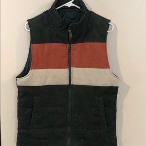 Staccato Tri Color Corduroy Vest
